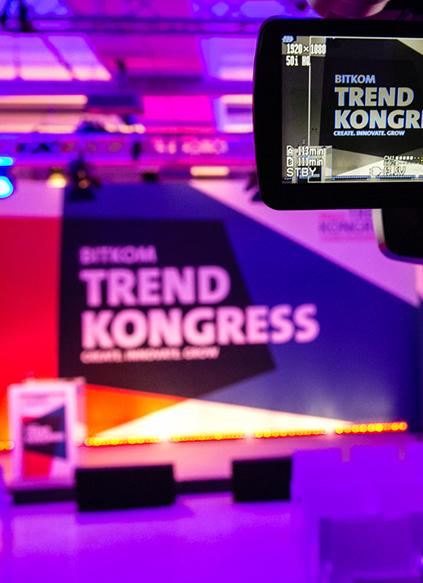 BITKOM Trendkongress hub Berlin - ZENKER DESIGN
